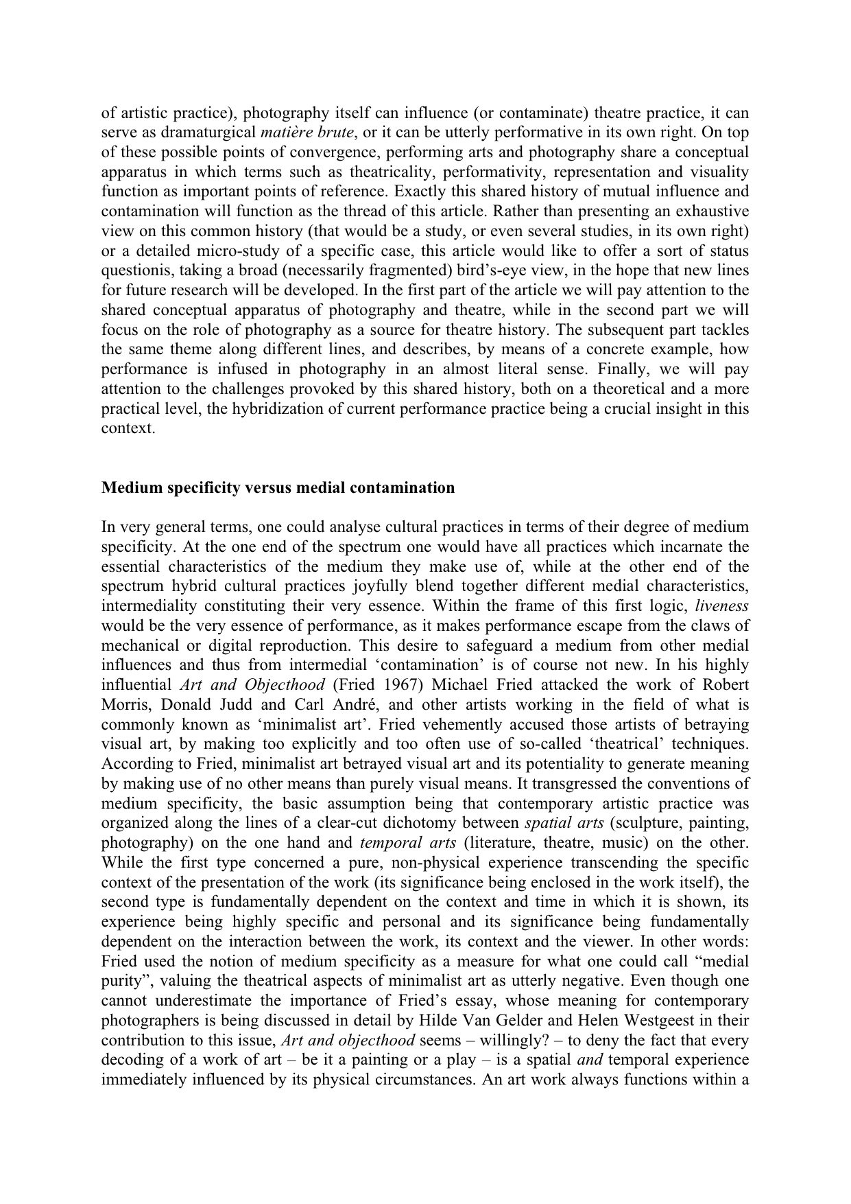 performance essay An essay about job performance for the module selection & assessment.