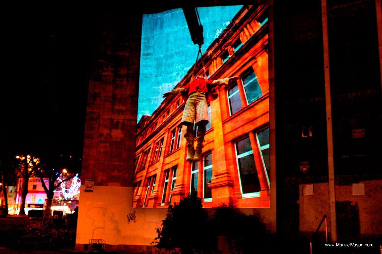 02 Still Image Moving, Inbetween Time Festival, Bristol 2010
