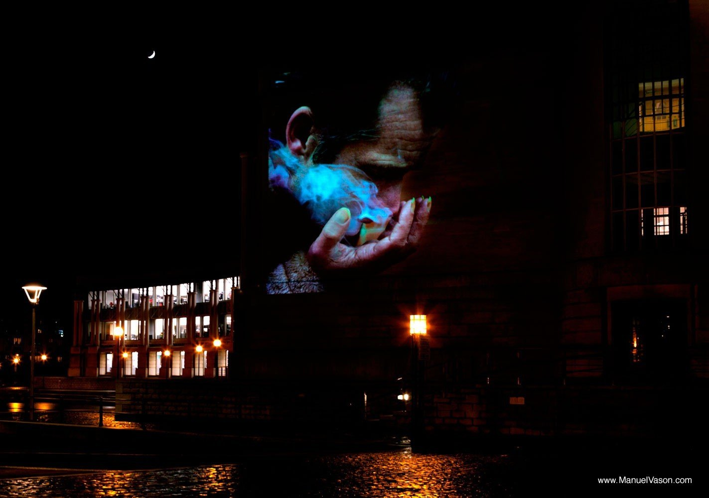 Manuel Vason, Still Image Moving, Inbetween Time Festival, Bristol [2010]